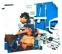 An image from Manali eye camp