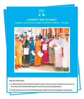 An image from Support Free Cataract Surgeries