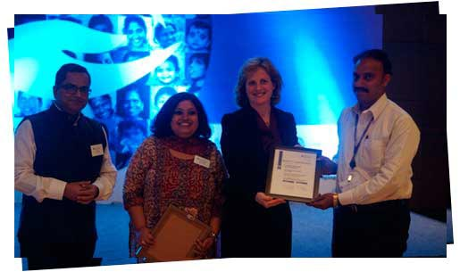 An image from Sankara Nethralaya's eye bank wins highest accreditation in its field!